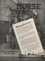Morse Dry Dock Dial, v. 6, no. 10 [October 1923]