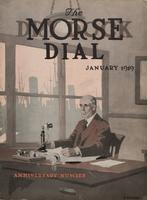 Morse Dry Dock Dial, v. 2, no. 1 [January 1919]