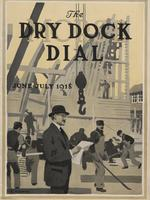 Morse Dry Dock Dial, v. 1, no. 7 [August 1918]