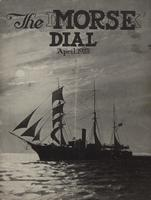 Morse Dry Dock Dial, v. 6, no. 4 [April 1923]