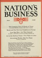 Nation's Business [June 1925]