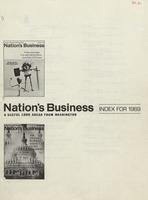 Nation's Business [Index for 1969]