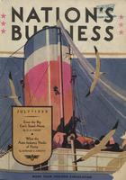 Nation's Business [July 1929]