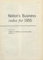 Nation's Business [Index for 1955]