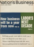 Nation's Business [July 1965]