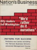 Nation's Business [September 1965]