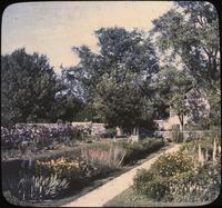 Garden of Mrs. Leroy Harvey at Osborne Hill
