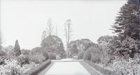 Formal garden at Longwood, estate of Mr. and Mrs. Pierre S. du Pont