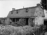 Early Pennsylvania house on Crum Creek