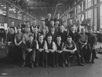 Employees of the Brass Department