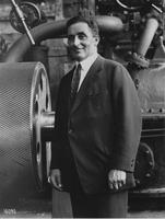 G.L. Sutter, Chief Engineer, S.S. Manulani