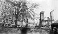 Demolition of 1881 Courthouse