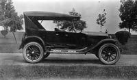Frank Zebley's Dodge automobile