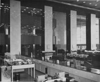Southwest end of Banking Floor in PSFS Building
