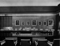 West side of Board Room in PSFS Building