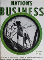 Nation's Business [October 1937]