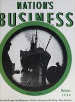 Nation's Business [October 1938]