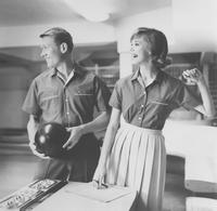Everglaze Ban-Care cotton his and her bowling shirts by Puritan