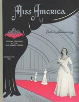 Official Yearbook of the Miss America Pageant, 1951