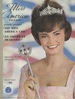 Official Yearbook of the Miss America Pageant, 1965 (cover)