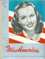 Official Yearbook of the Miss America Pageant, 1946