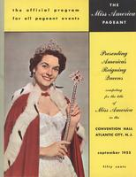 Official Yearbook of the Miss America Pageant, 1955