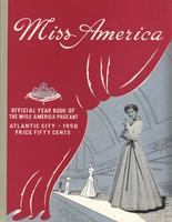 Official Yearbook of the Miss American Pageant, 1950