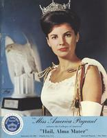 Official Yearbook of the Miss America Pageant, 1963