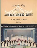 Official Yearbook of the Miss America Pageant, 1957