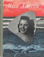 Official Yearbook of the Miss America Pageant, 1949