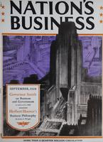 Nation's Business [September 1928]