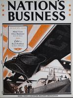 Nation's Business [August 1928]