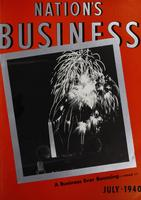 Nation's Business [July 1940]