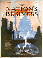 Nation's Business [June 1921]