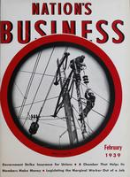 Nation's Business [February 1939]