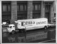 UNIVAC Solid State Computer, Mobile Computer Center