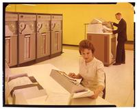 UNIVAC III system with models