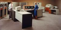 UNIVAC 1100/90 system with models