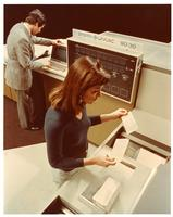 Sperry UNIVAC 90/30 system with models