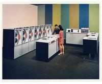 UNIVAC 9300 system with models