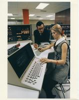 UNIVAC 1110 system with models