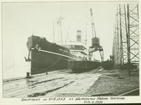 Shipment of P.M. 1553 at Wilmington Marine Terminal
