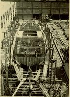 Building of Erie R.R. Tug No. 2