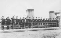 Crew of Columbia gunboat, Mariscal Sucre