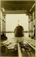 Launching of Nantucket Shoals, Hull #431, Contract 1071