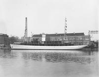 Yankee Clipper reconditioning, formerly the yacht, Sialia