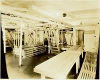 Interior of the cutter, Algonquin #428