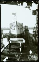 Launching of Cambrionia, hull #407