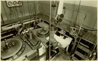Engine room interior of Nantucket Shoals, Hull #431, Contract 1082