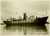 Launching of Nantucket Shoals, Hull #431, Contract 1074